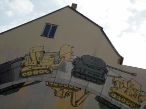 Czeck Republic Prague 2011 - BLU