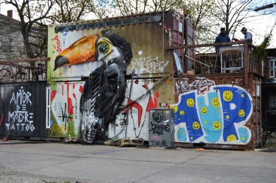 Germany Berlin Bordalo II | Berlin 2017