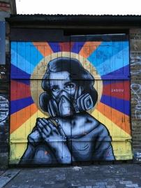 """UK London 7- """"(s)Pray"""" by Zabou 2016"""