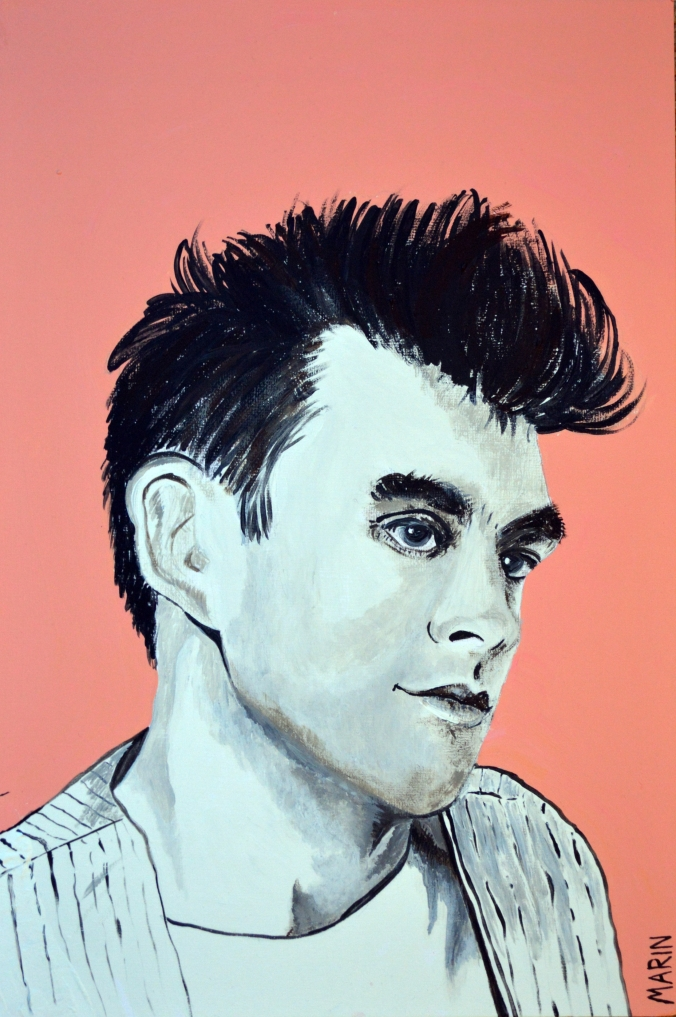 My version of Morrissey (@itsmorrissey)