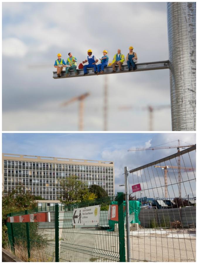 Little People Project by @slinkachu