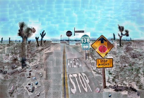 The versatil David Hockney (@MrDavidHockney)