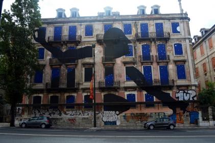 Lisbon 2014- Os Gemeos