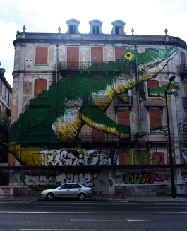 Portugal Lisbon 2014- Erica Il Cane