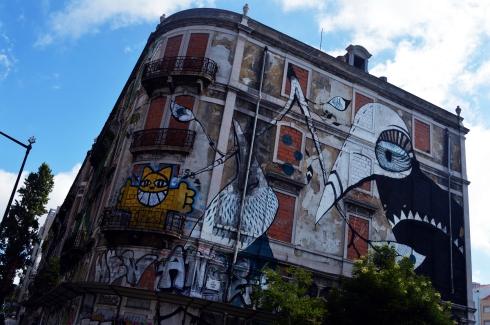 Portugal Lisbon 2014 - Lucy McLauchlan
