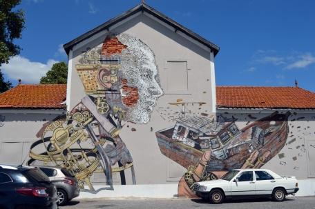 Portugal Lisbon 2014 - Vhils
