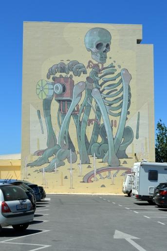 Portugal Lagos 2014 - Aryz