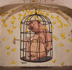 FREE LIKE A BIRDS: Tabacalera – Madrid – Spain