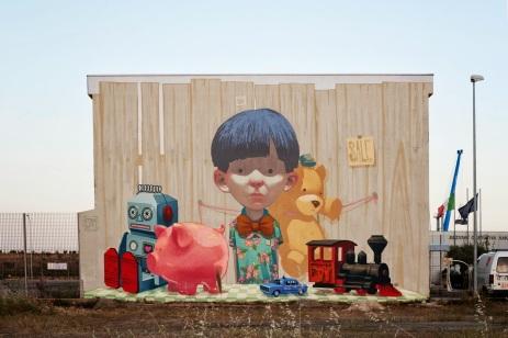 Toy Mafia, Italy