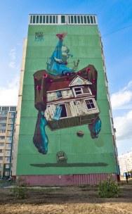 Removal, Russia