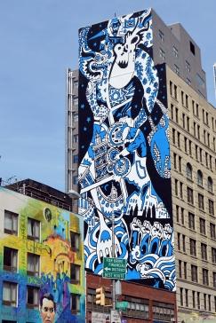 US NY Manhattan, ChinaTown