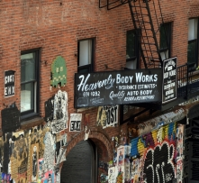 Manhattan, Meat Packing District