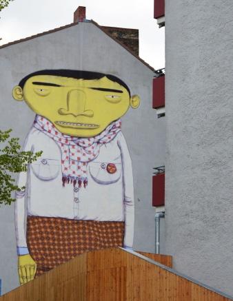 Germany Berlin - Os Gemeos | Kreuzberg