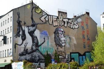 Germany Berlin ROA & ONE TRUTH | Kreuzberg