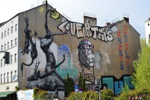 Roa & One Truth | Kreuzberg