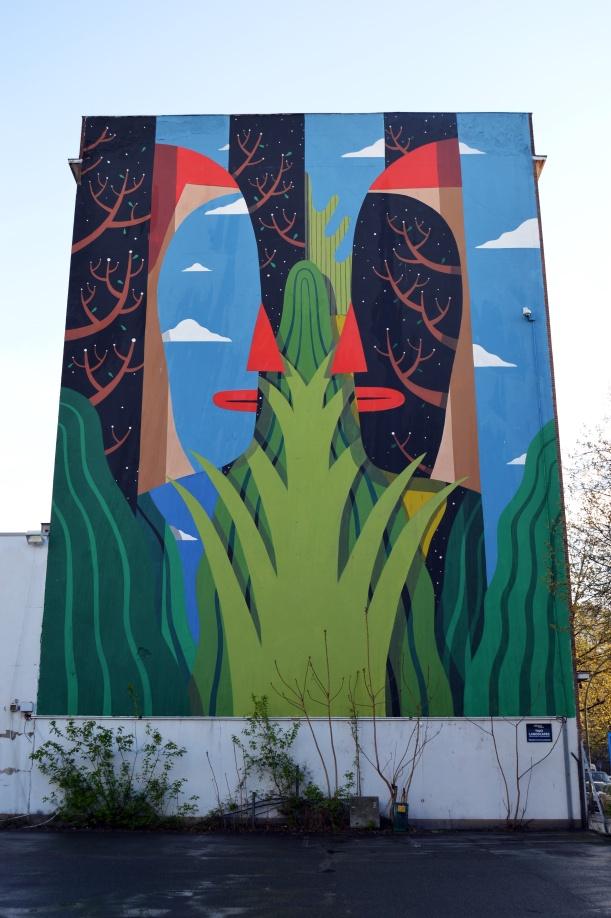 Germany Berlin Agostino Iacurci | TWO LANDSCAPES | Moritzplatz